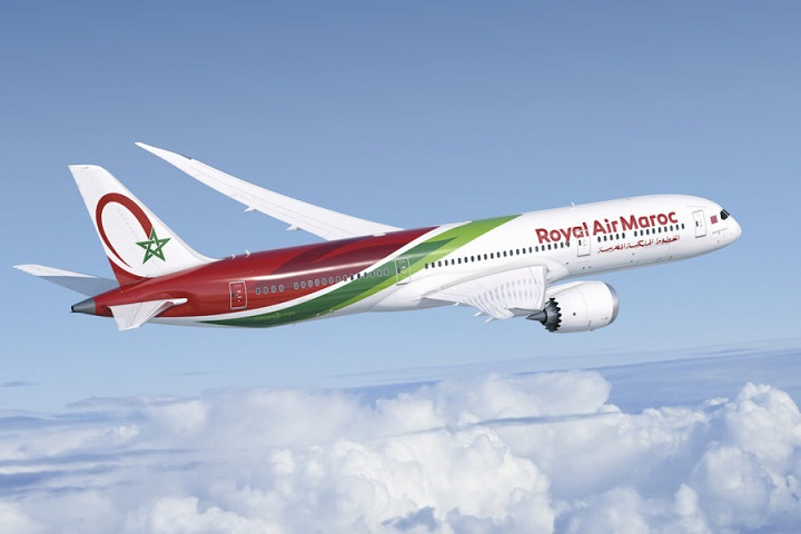 Aircraft Royal Air Maroc